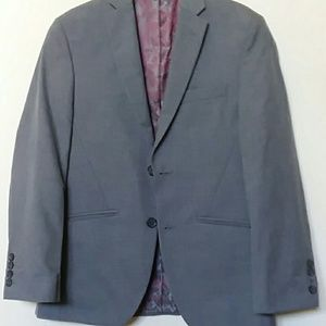 Young man's sport jacket worn once graduation